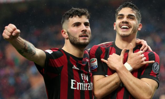Milan call up Silva & Cutrone