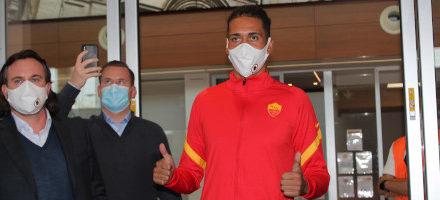 Smalling: 'Europa League would change Roma'
