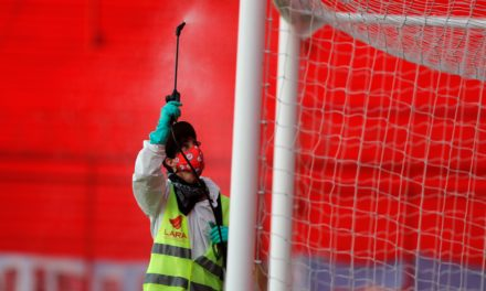 Coppa Italia fans 'sign of normality'