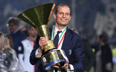 Nobody can match Allegri win rate at Juventus