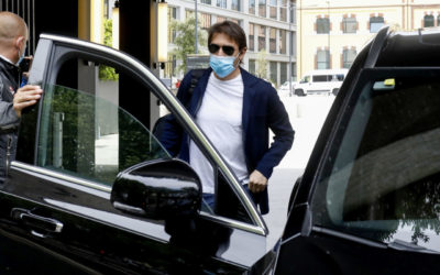 Conte: 'An unwanted situation'