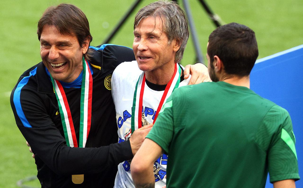 Antonio Conte Gabriele Oriali