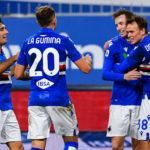 Official: Reshuffle among Sampdoria directors