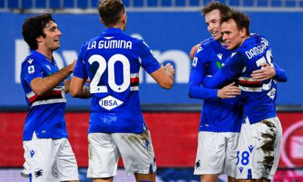 Quel avenir pour Damsgaard et la Sampdoria ?
