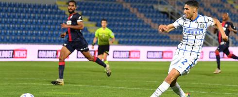 Highlights: Crotone 0-2 Inter