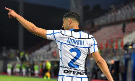 Chelsea make improved Hakimi bid