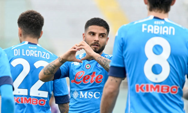 When will Napoli meet Insigne to discuss contract extension?