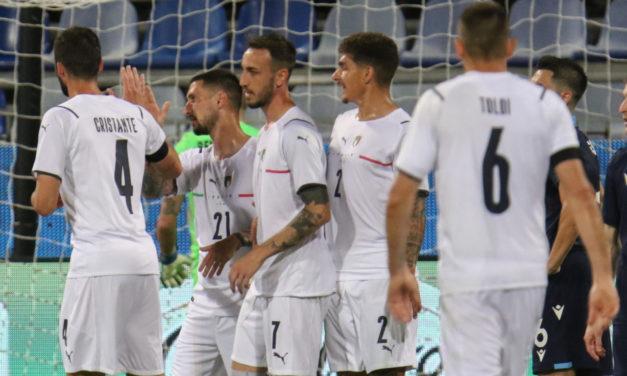 Politano: 'Napoli hurt more than Euros snub'