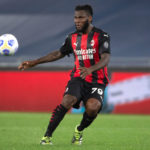 Kessie ready to get back to work with Milan