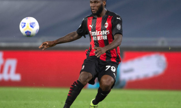 Kessie: 'I'm proud of Milan, I want to stay forever'