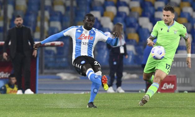 Napoli set Koulibaly price for Real Madrid