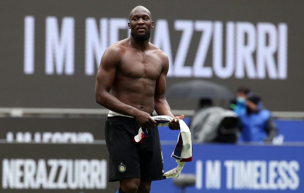2020-21 Player of the Season - Romelu Lukaku - Football Italia