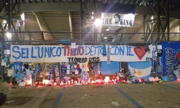 Napoli and Naples Mayor argue over Maradona statue