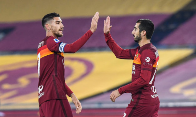 Mkhitaryan: 'Mourinho doesn't care if Roma play badly'