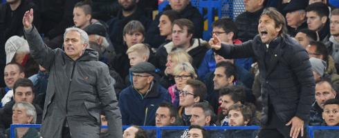 Mourinho-Conte-epa