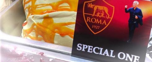 Mourinho ice cream