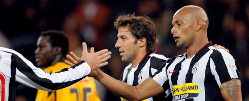 Olivera-Ruben-Juventus-DelPiero-epa