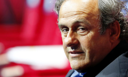 Platini hits out at Ceferin and Agnelli