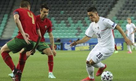 Italy: Raspadori prepares for university tests during Euro 2020