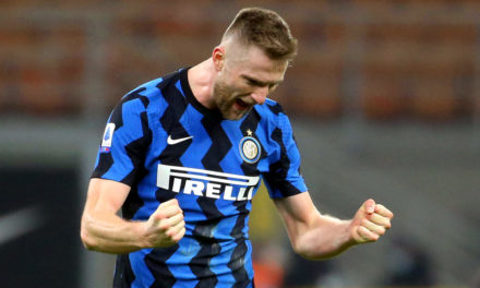 Skriniar: 'I don't know what player I would have been without Inter'