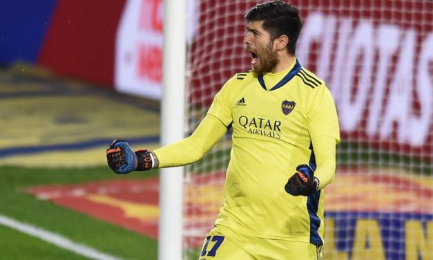 Udinese bid for Boca goalkeeper snubbed
