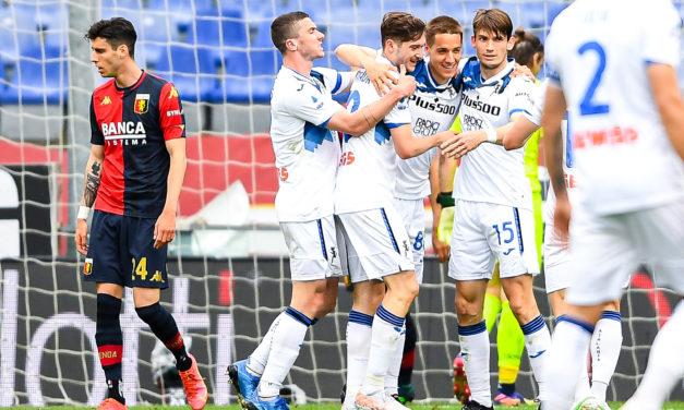 Highlights: Genoa 3-4 Atalanta