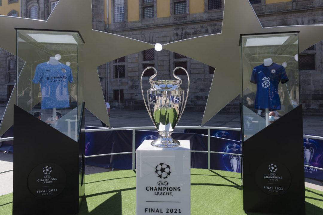 Champions League pots updated after Chelsea's Champions ...