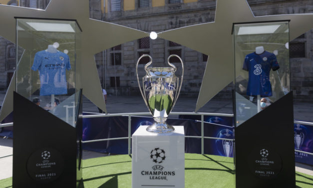Champions League pots updated after Chelsea's Champions League win