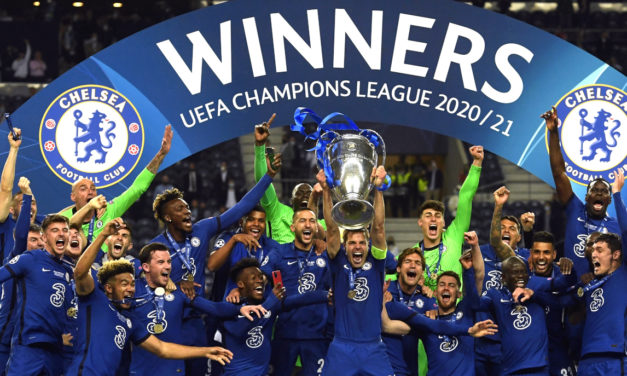 Emerson: 'I never thought I'd win Champions League'