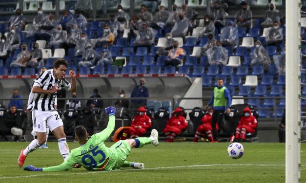 Chiesa: 'Juve beat Atalanta for intensity'