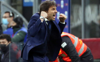 Conte tells Man Utd he is ready to replace Solskjaer