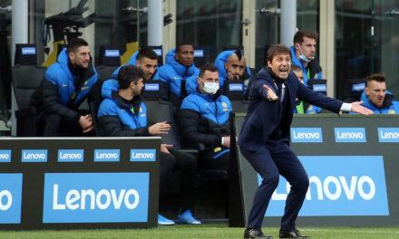 Inter vs. Juventus: Conte's combined XI