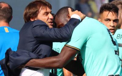 Zag Conte het vertrek van Lukaku bij Inter aankomen?