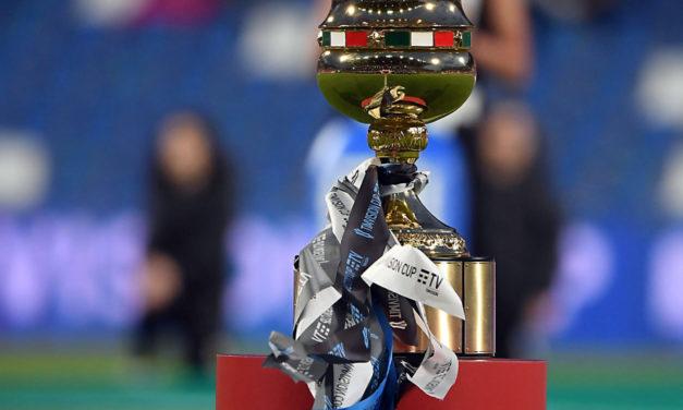 Coppa Italia preliminary round confirmed