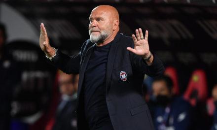 Cosmi: 'Crotone didn't give up'