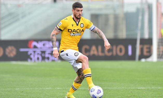 De Paul drops Udinese exit hint