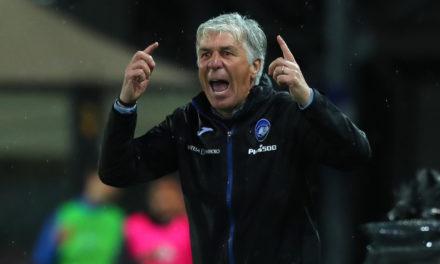 Gasperini focused on Genoa: 'We aren't looking ahead'