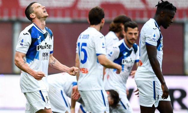 Genoa 3-4 Atalanta: La Dea in Champions League