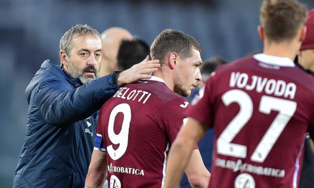 Sampdoria in talks with Giampaolo