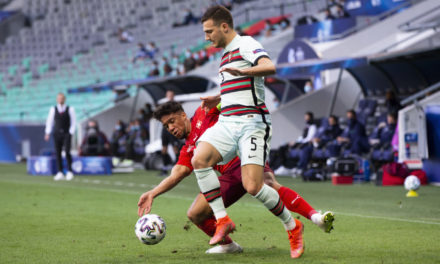 Euro 2020: Cancelo positive for COVID, Dalot replaces him