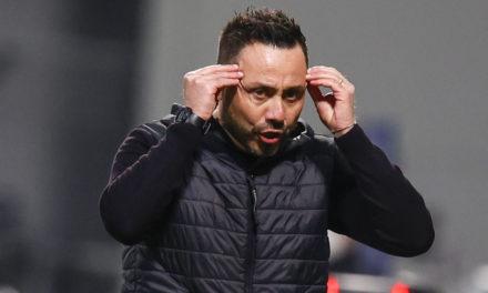 De Zerbi: 'I'd rather lose the Champions League with Guardiola…'