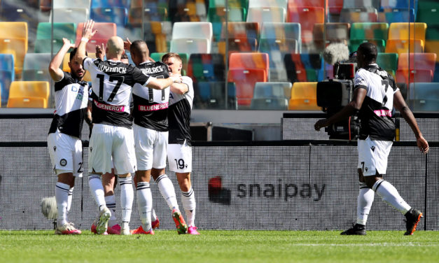 Udinese 1 – 1 Bologna – De Paul stunner cancelled out