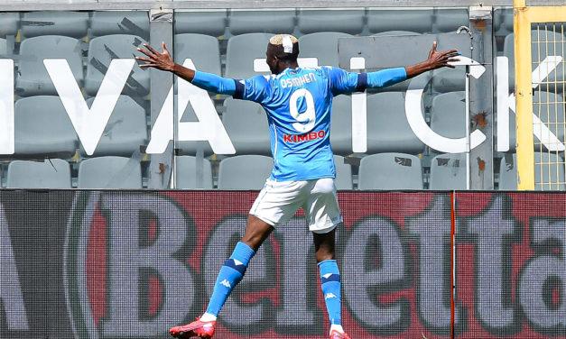 Spezia 1 – 4 Napoli – Osimhen brace inspires easy win