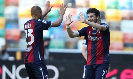 Official: Danilo leaves Bologna