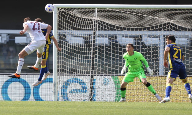 Verona 1 – 1 Torino – Spoils shared after tense finale