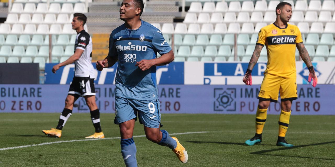 Parma 2 – 5 Atalanta – La Dea keep up second pursuit