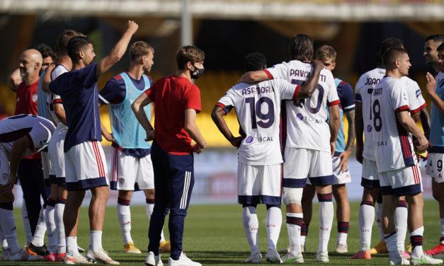 Benevento 1 – 3 Cagliari – Sardinians take step to safety