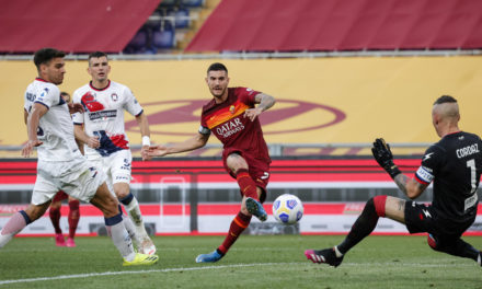 Roma 5 – 0 Crotone – Giallorossi ease to victory