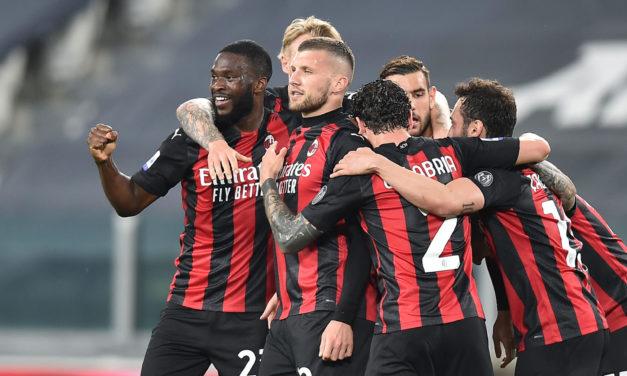Juventus 0 – 3 Milan – Back on track in style