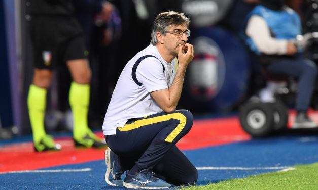 OFFICIAL: Juric leaves Verona